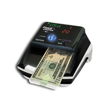 Auto Counterfeit Money Detection Fraud Fighter