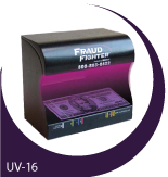 Counterfeit Detector UV-16