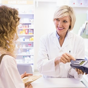 fraud prevention and identity authentication for pharmacies