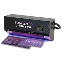 pos15 uv counterfeit detector