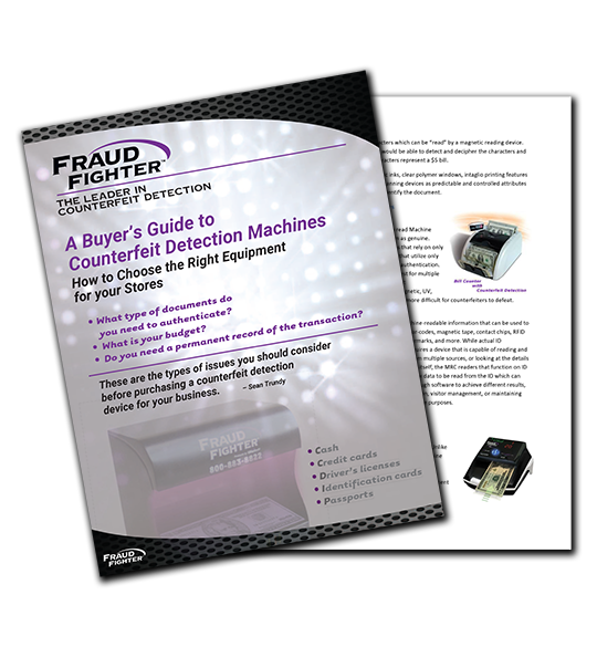counterfeit detection machines buyers guide main
