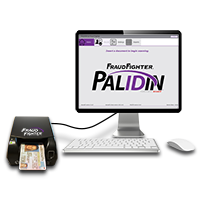 id150 palidin id authentication