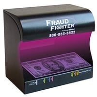 uv16 counterfeit money id detector