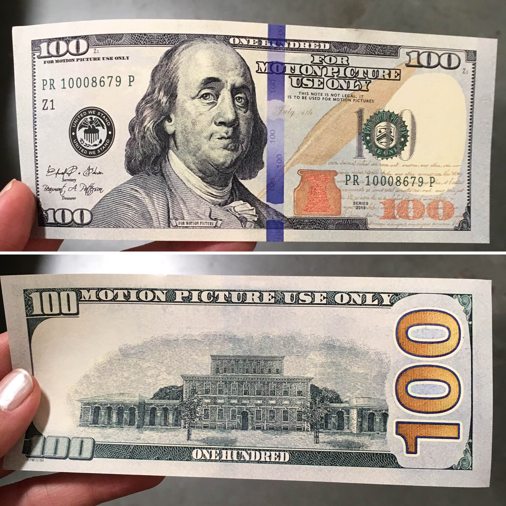 Biggest counterfeit money stories january may 2016 for Fake money images
