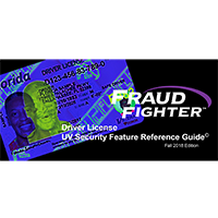 driver license uv security feature reference guide
