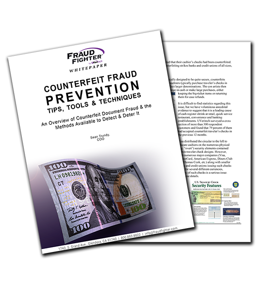 counterfeit fraud prevention tips tools and techniques whitepaper