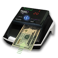 ct550 automatic counterfeit currency detector