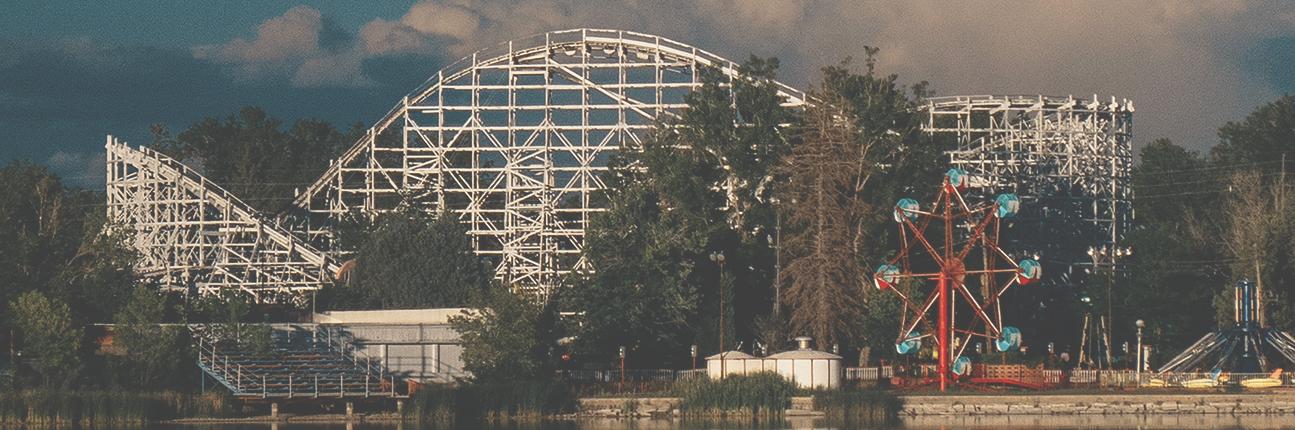 theme park top banner