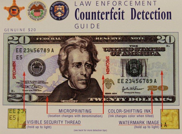counterfeiting money in the usa essay Counterfeit united states currency this article needs additional counterfeit money posed a major threat to the economy and financial system in america.
