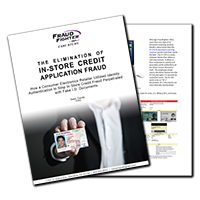 retail credit application fraud whitepaper